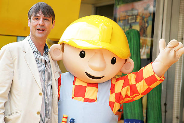 bob the builder built to be wild london premiere outside