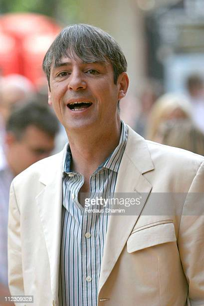 Neil Morrissey during Bob the Builder Built to be Wild London Premiere at Odeon West End in London Great Britain