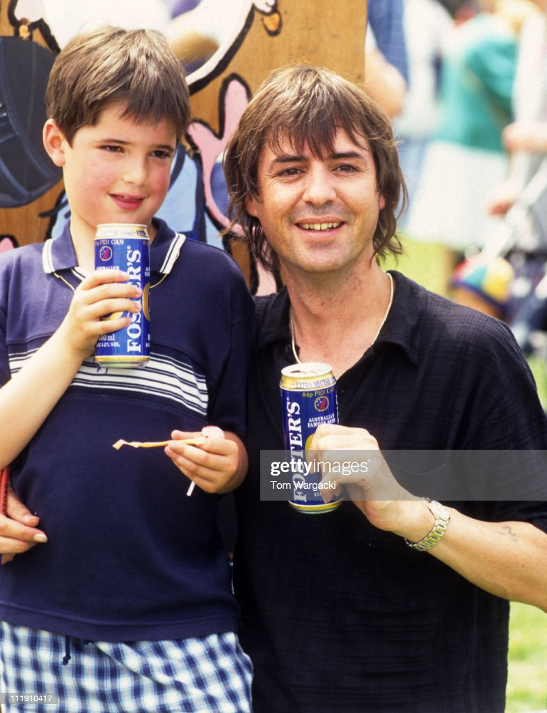Neil Morrissey at the Opening of a School Summer Fete - June 9, 1998