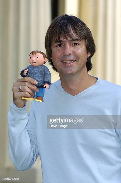 Neil Morrissey during Snowed Under The Bobblesberg Winter Games Photocall at ICA in London Great Britain