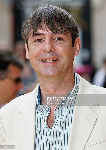 Neil Morrissey poses for photographs at the Bob The Builder Built To Be Wild UK Premiere at the Odeon West End in Leicester Square on June 2 2006 in...