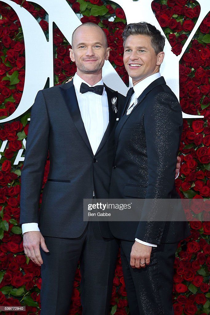 NY: 70th Annual Tony Awards - Arrivals