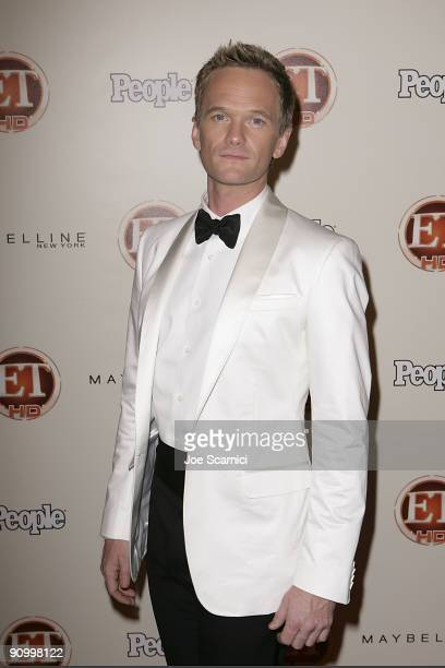 Neil Patrick Harris arrives at Vibiana for the 13th Annual Entertainment Tonight and People magazine Emmys After Party on September 20, 2009 in Los...