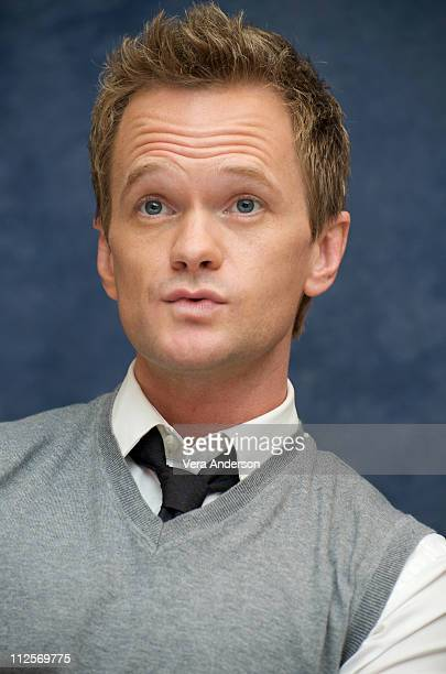 Neil Patrick Harris at the 'How I Met Your Mother' press conference at The London Hotel on September 30 2009 in West Hollywood California
