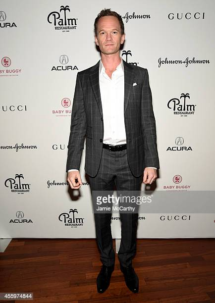 Neil Patrick Harris attends Jerry Seinfeld hosts lunch to support the Baby Buggy Fatherhood Initiative sponsored by Acura Gucci and Johnson Johnson...