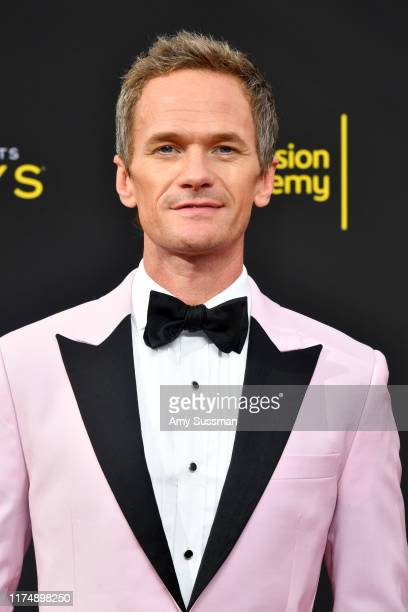 Neil Patrick Harris attends the 2019 Creative Arts Emmy Awards on September 15, 2019 in Los Angeles, California.