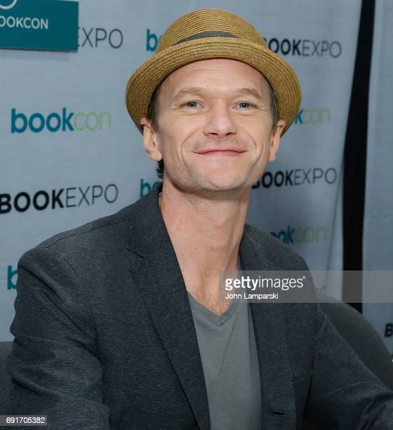 Neil Patrick Harris attends the BookExpo 2017 at Javits Center on June 2, 2017 in New York City.