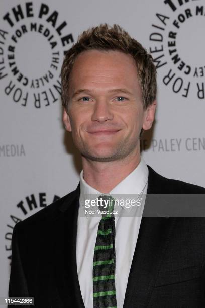 Neil Patrick Harris attends the ''How I Met Your Mother'' 100th episode party at The Paley Center for Media on January 7 2010 in Beverly Hills...