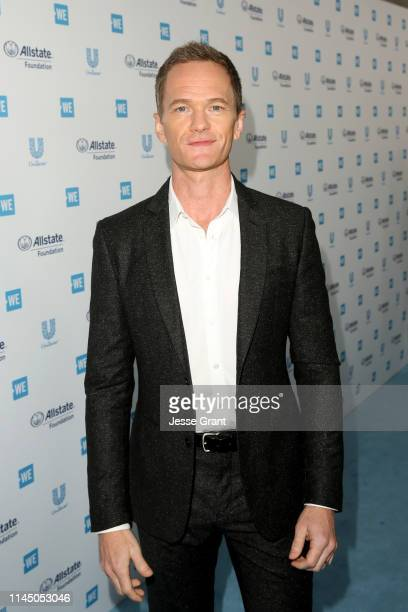 Neil Patrick Harris attends WE Day California at The Forum on April 25, 2019 in Inglewood, California.