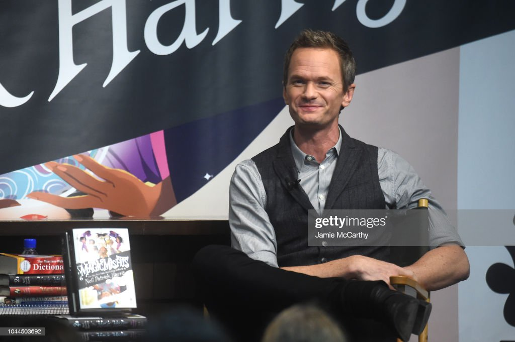"Neil Patrick Harris Discusses His New Book ""The Magic Misfits: The Second Story"""