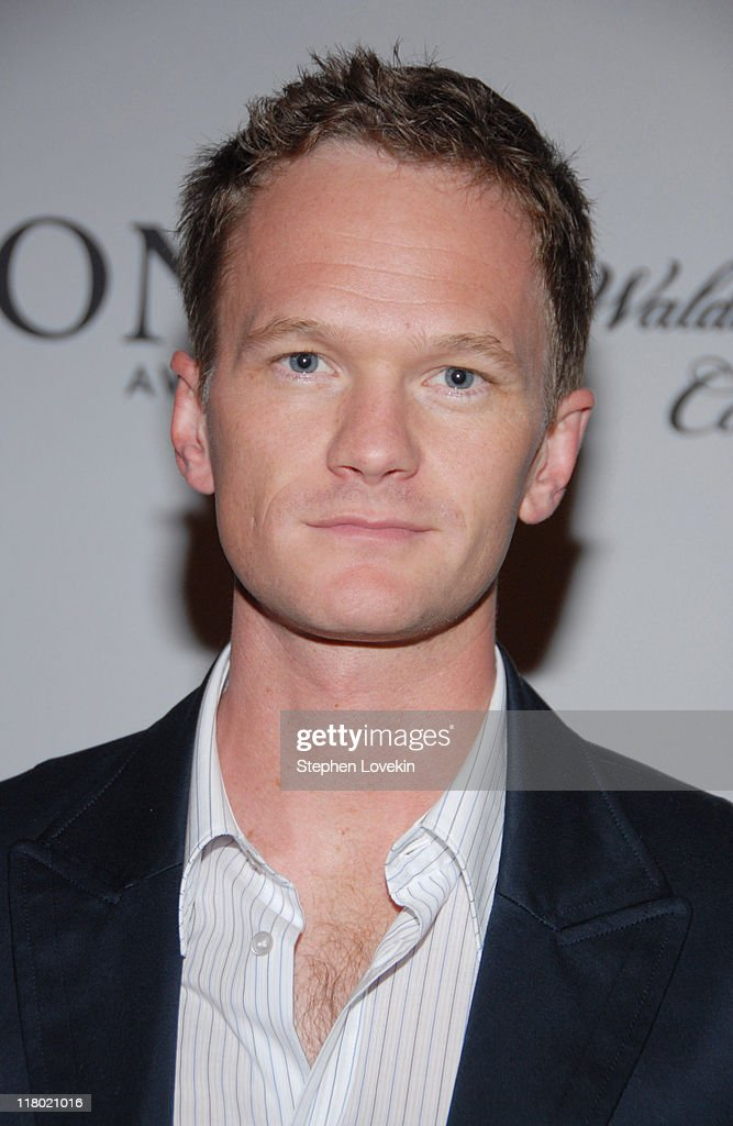 Neil Patrick Harris during 60th Annual Tony Awards - Cocktail Celebration at The Waldorf Astoria in New York City, New York, United States.