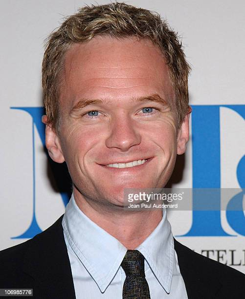 Neil Patrick Harris during The Museum of Television Radio Honors Leslie Moonves and Jerry Bruckheimer Arrivals at Regent Beverly Wilshire Hotel in...