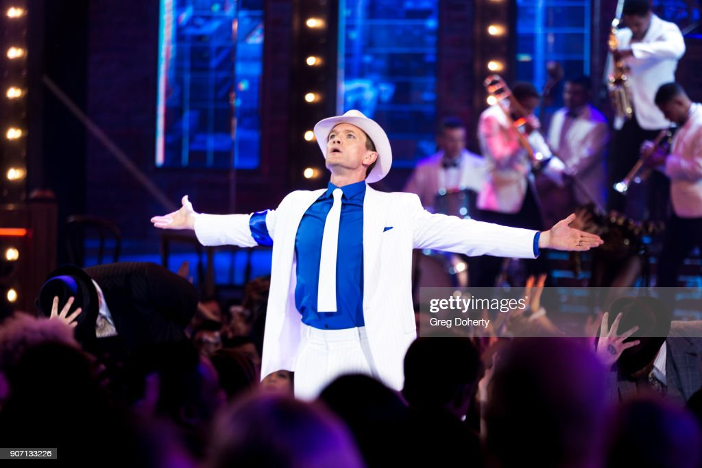 Lip Sync Battle LIVE: A Michael Jackson Celebration - Inside