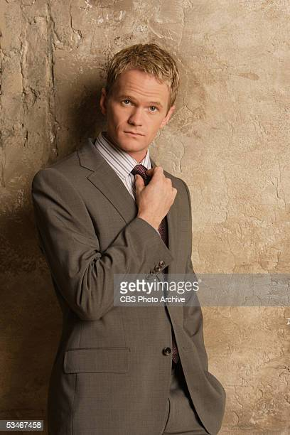 Neil Patrick Harris stars in How I Met Your Mother scheduled to air this fall on the CBS Television Network