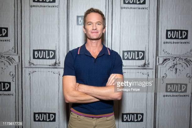 Neil Patrick Harris visits Build Studio on September 10, 2019 in New York City.