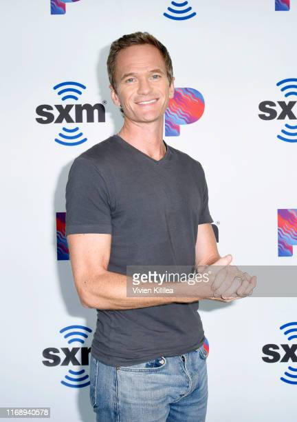 Neil Patrick Harris visits SiriusXM's The Jess Cagle Show at the SiriusXM Hollywood Studios on September 16, 2019 in Los Angeles, California.