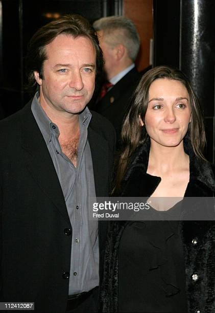 Neil Pearson and guest during 'Closer' London Premiere Arrivals at Curzon Mayfair in London Great Britain