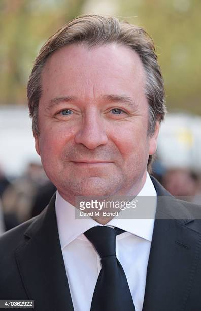 Neil Pearson arrives at The Old Vic for A Gala Celebration in Honour of Kevin Spacey as the artistic director's tenure comes to an end on April 19...
