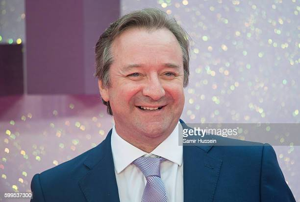 Neil Pearson arrives for the World premiere of 'Bridget Jones's Baby' at Odeon Leicester Square on September 5 2016 in London England
