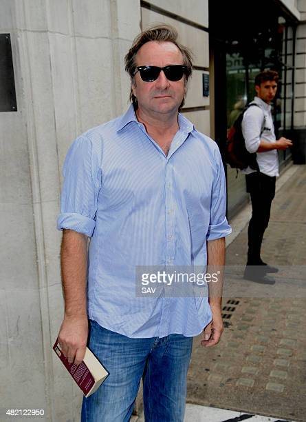 Neil Pearson at The BBC on July 27 2015 in London England
