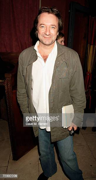 Neil Pearson attends the after party following the press night of 'Bent' at Dune on October 5 2006 in London England