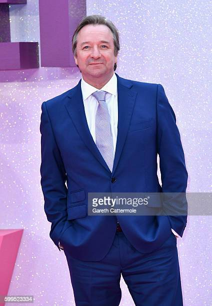 Neil Pearson attends the 'Bridget Jones's Baby' world premiere at the Odeon Leicester Square on September 5 2016 in London England