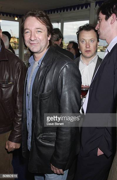 Neil Pearson attends the Launch Party for Mo Mowlam's book 'Momentum' at The Royal Yacht Club on The Embankment in Chelsea on May 2 2002 in London