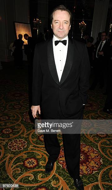 Neil Pearson attends The Laurence Olivier Awards at the Grosvenor House Hotel on March 21 2010 in London England