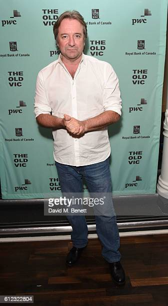 Neil Pearson attends the press night after party for 'No's Knife' at The Old Vic Theatre on October 3 2016 in London England