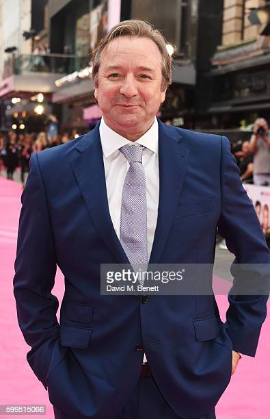 Neil Pearson attends the World Premiere of 'Bridget Jones's Baby' at Odeon Leicester Square on September 5 2016 in London England