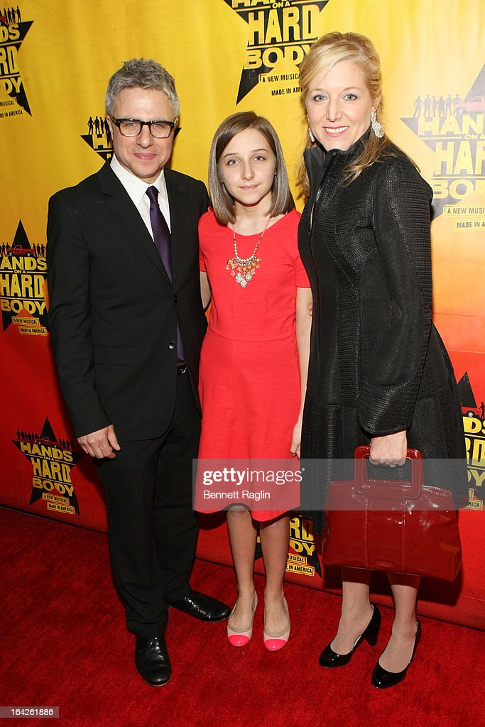 """""""Hands On A Hard Body"""" Broadway Opening Night - After Party"""