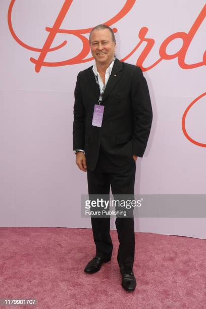 Neil Perry on Derby Day at the 2019 Melbourne Cup Carnival at Flemington Racecourse in Melbourne Australia- PHOTOGRAPH BY Chris Putnam / Barcroft...
