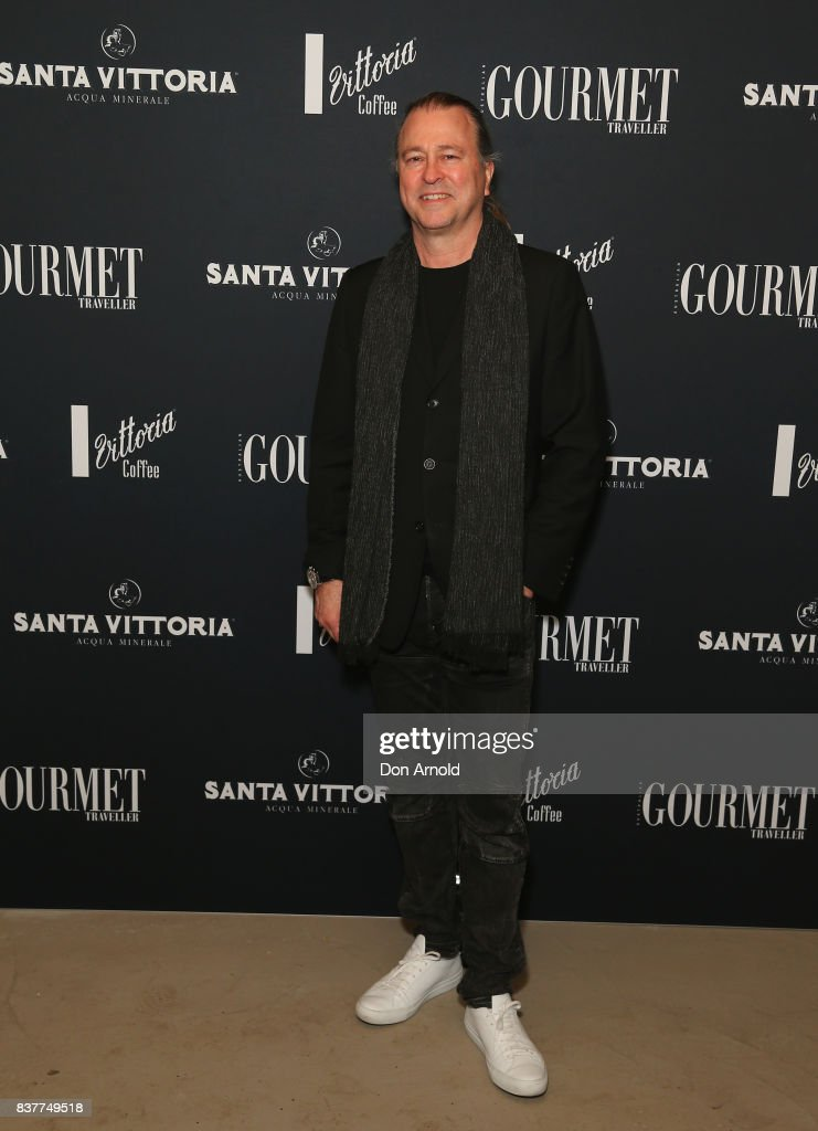 Neil Perry poses at the 2018 Gourmet Traveller National Restaurant Awards at Chin Chin Restaurant on August 23, 2017 in Sydney, Australia.