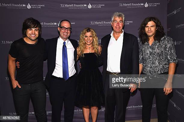 Neil Perry President and CEO Red Light Management and ATO Records Will Botwin Kimberly Perry cofounder of ATO Records Coran Capshaw and Reid Perry...