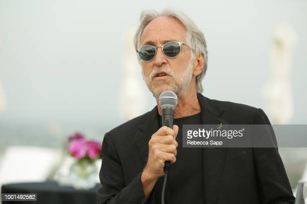 Neil Portnow at 2018 Recording Academy Partner Summit at Waldorf Astoria Beverly Hills on July 18 2018 in Beverly Hills California