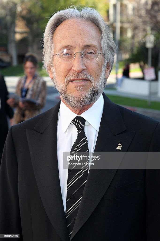 Neil Portnow attends the Recording Academy's Special Merit Awards ceremony held at The Wilshire Ebell Theatre on February 9, 2013 in Los Angeles, California.