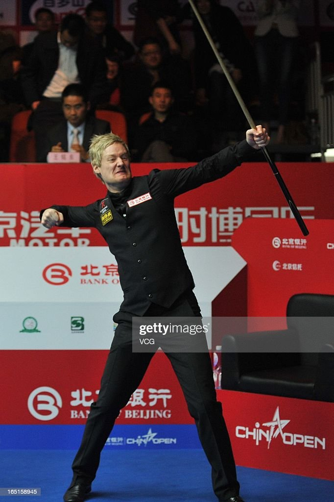 2013 World Snooker China Open - Day 7