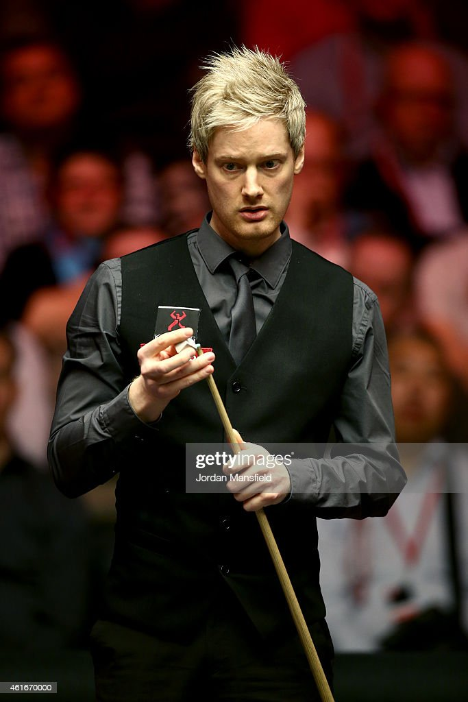 The Dafabet Masters - Day Seven : News Photo