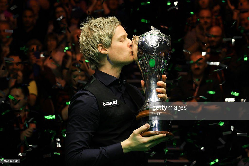 Betway UK Championship - Day 12