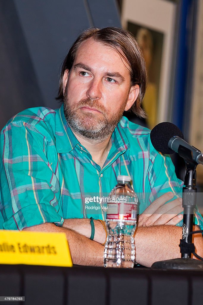 Neil Schield attends the Record Store Day LA Press Conference 2014 at Amoeba Music on March 20, 2014 in Hollywood, California.