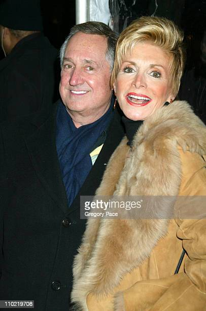 Neil Sedaka and Leba Sedaka during Showtime's Fat Actress New York City Premiere Inside and Red Carpet Arrivals at Clearview Chelsea West in New York...