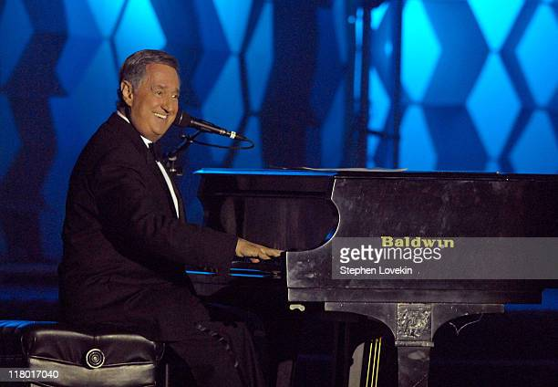 Neil Sedaka during 38th Annual Songwriters Hall of Fame Ceremony Show at Marriott Marquis in New York City New York United States