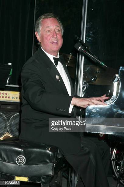 """Neil Sedaka during The Actors Fund """"There's No Business Like Show Business"""" Gala at Cipriani 42nd Street in New York City, New York, United States."""
