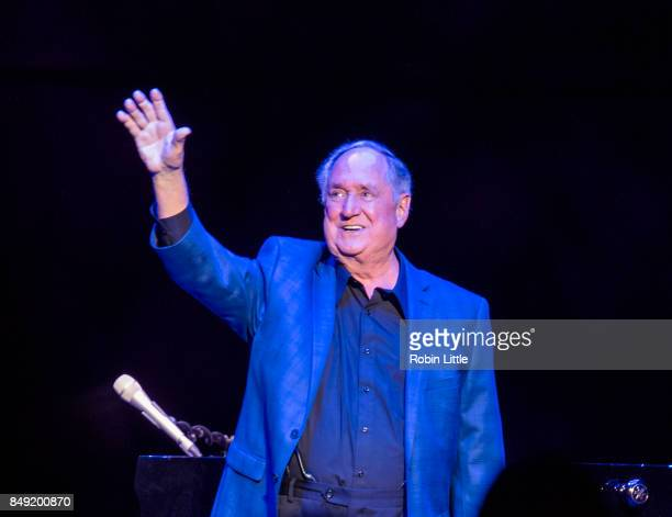 Neil Sedaka performs live on stage at the Royal Albert Hall on September 18 2017 in London England