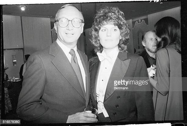 Neil Simon and Lucie Arnaz late 1970s