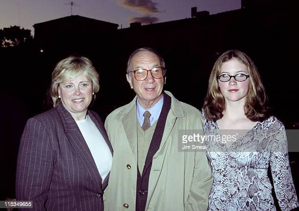 Neil Simon Diane Lander Daughter during The Odd Couple 2 Hollywood Premiere at Paramount Theatre in Hollywood California United States