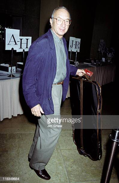 Neil Simon during 5th Annual Sterling Awards at Beverly Hilton Hotel in Beverly Hills California United States