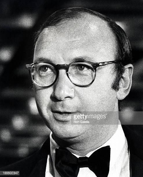 Neil Simon during Neil Simon File Photos 1970's United States