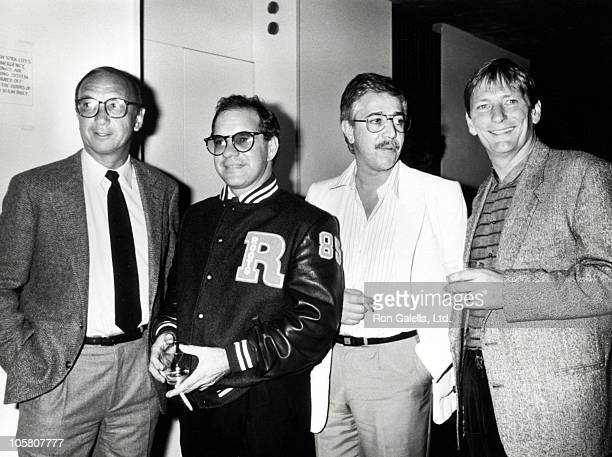 Neil Simon Paul Scrader Louis Puenzo and Fred Schepisi