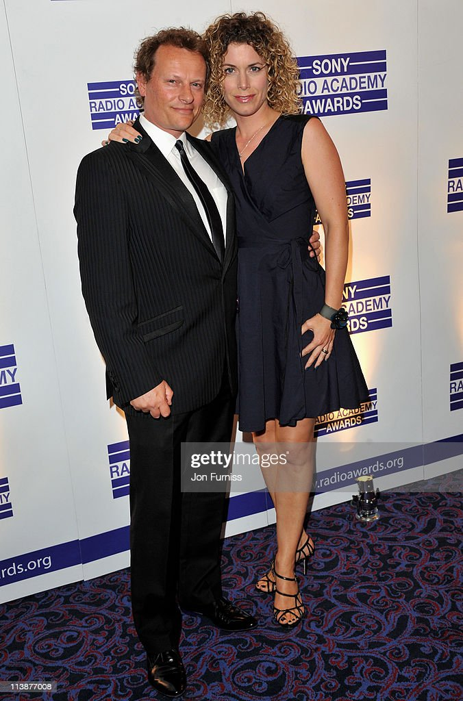 The 2011 Sony Radio Academy Awards - Inside Arrivals : News Photo